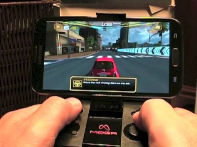 Hands-on with the MOGA Android gaming controller