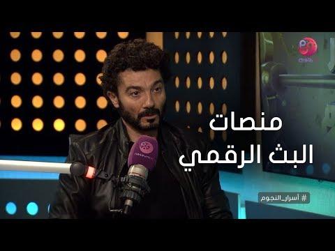 خالد النبوي عن المنصات الرقمية: منافسة