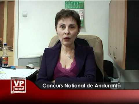 Concurs Naţional de Anduranţă