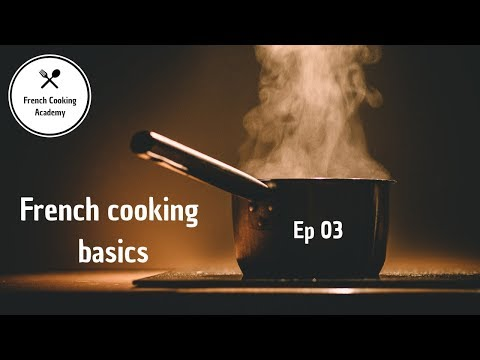 The Essential Kitchen Knives To Own - French Cooking Basics Ep03