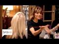 RHOBH: Kim Richards Confronts Lisa Rinna (Season 7, Episode 6) | Bravo