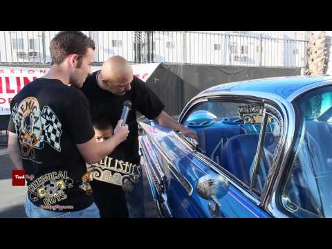 0 60 impala show car from Stylistics C.C  nice interview and review 
