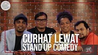 Download Video Tompi & Glenn Part 1 - Ketawa Bareng Komika: Curhat Lewat Stand Up Comedy MP3 3GP MP4