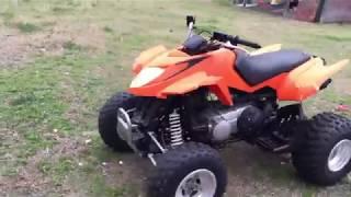 10. 2012 Arctic Cat DVX 300 ATV - NEW TOY!