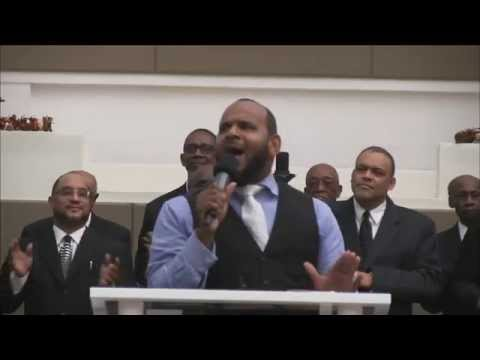Rev. Christopher Walker-Desperate Men with Desperate Faith