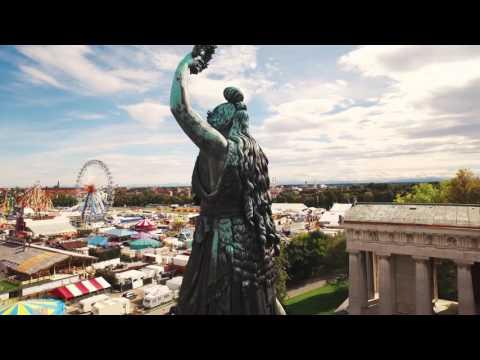 München: München von oben - ANTENNE BAYERN