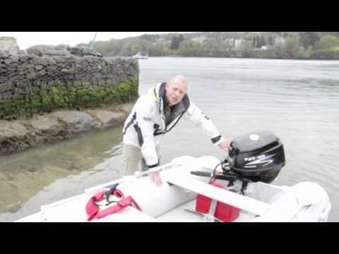 лодочный мотор для буксировки