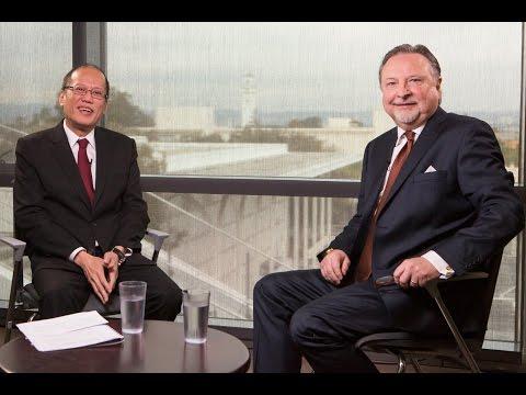 Interview with Benigno Aquino III, President of the Philippines