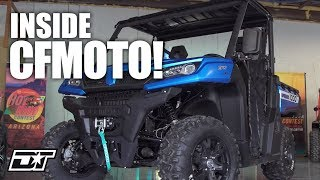 3. Touring the Flagship CFMOTO Wind Zone Dealer