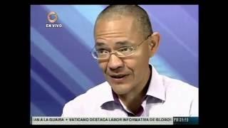 Ernesto Villegas a Vladimir: Te defenderé a ti como a todo ser humano