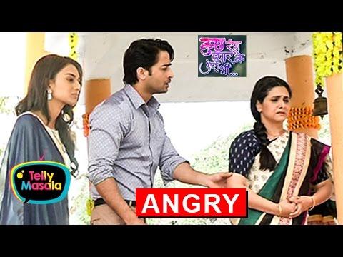 Ishwari ANGRY With Dev & Sonakshi | Kuch Rang Pyar