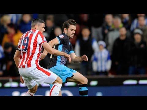 Stoke City 2 Sheffield Wednesday 0