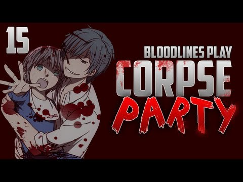 Corpse party (Комната охранника ) # 15