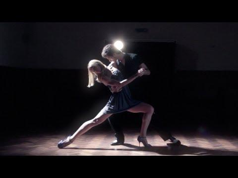 un sensualissimo tango argentino