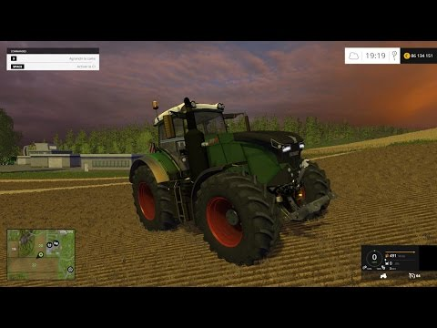 Fendt 1050 Vario Fixed