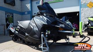 6. The new 2019 Arctic Cat® ZR 6000 Limited Snowmobile For Sale In Big Bend, WI | Road Track & Trail