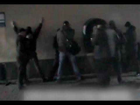 У Запоріжжі затримано поліцейських, які грабували людей (відео)