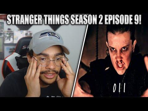 Stranger Things Season 2 Episode 9 Reaction! - The Gate