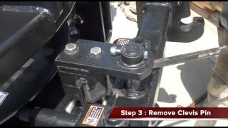 2 Point Hitch Conversion