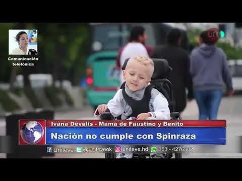 NACIÓN NO CUMPLE CON SPINRAZA