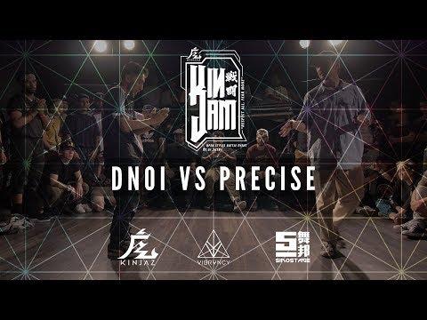 Dnoi Vs Precise [FINALS] | KINjam LA 2018 [@VIBRVNCY 4K] - Thời lượng: 7 phút, 57 giây.
