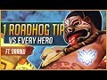 1 Roadhog Tip For Every Hero Ft Drriku