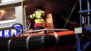 Grote zoekactie naar kitesurfers op Waddenzee