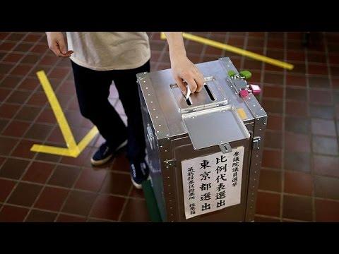 Ιαπωνία: Η συνταγματική αναθεώρηση διακύβευμα των εκλογών