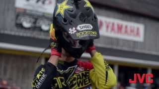 Moto Racer Bobby Kiniry at Walton Raceway