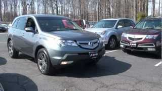 2008 Acura MDX SH-AWD Test&Review