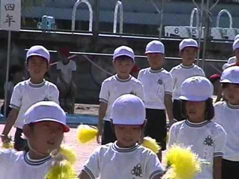 比治山小学校運動会