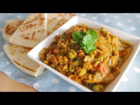 Indian Eggplant Curry Recipe (Baingan Bharta)- Pai's Kitchen!