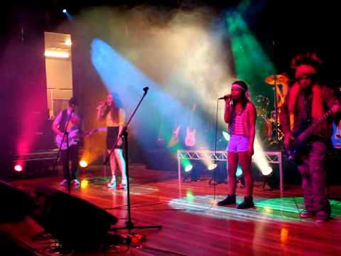 Battle Of The Bands 2012 - Penola (amnesia) Part 1