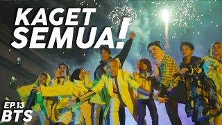 Video PETASAN Persis Di Belakang KEPALA | Scene Fireworks, Ziggy Zagga Diary Ep.13 Behind The Scene MP3, 3GP, MP4, WEBM, AVI, FLV Mei 2019