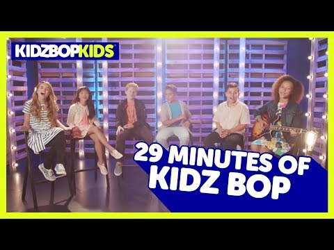 KIDZ BOP Kids - Send My Love, Castle On The Hill & other top KIDZ BOP songs [29 minutes]