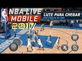 Nba Live Mobile Basquete 2017 Android Gameplay : O Jogo
