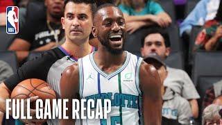 76ERS vs HORNETS   Kemba Walker Goes For 60   November 17, 2018 by NBA