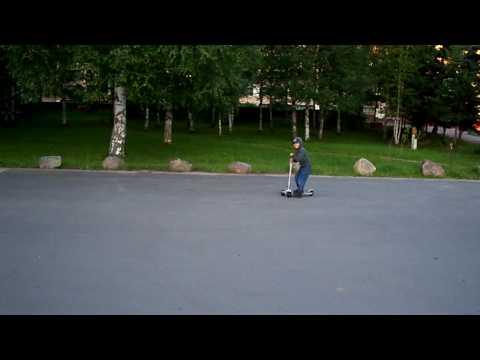 Самокат Micro Kickboard Compact Т