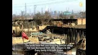 Baotou China  City pictures : Rare Earth Minerals Turn Villages to Ruins