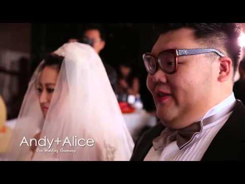 台灣土豪娶正妹,亮點在 4:20 可以看到新娘又多愛土豪!
