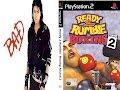 Ready 2 Rumble Michael Jackson Ps2 Playstation 2 Longpl