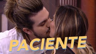 image of Paciente - Tatá Werneck + Luan Santana - Lady Night - Humor Multishow