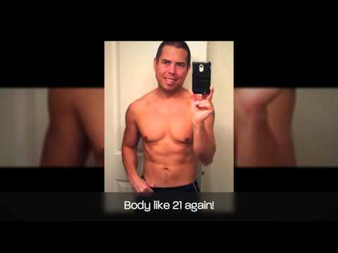 Rich's P90X Transformation | 42yo man with a 21yo body!