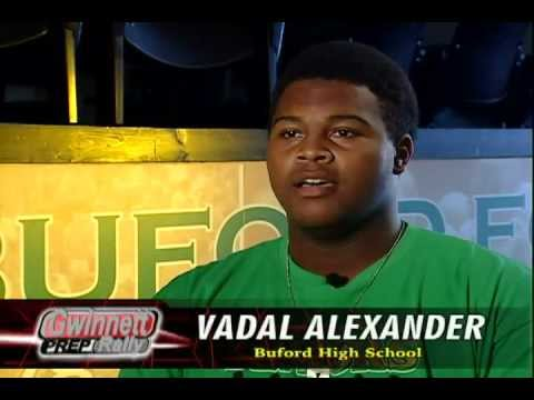 Vadal Alexander Interview 10/20/2011 video.