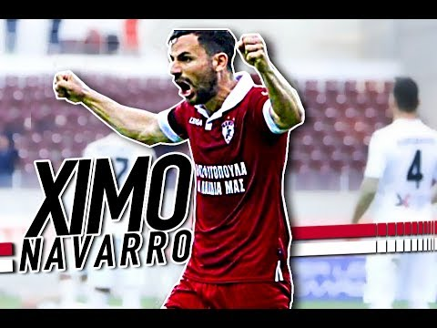 XIMO NAVARRO ► Best Skills ●  Amazing Goals ● Right Back / Right Winger