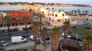 Portimao Portugal  city images : Portimao Portugal - Marina de Portimao, Praira da Rocha beach