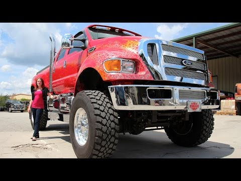 Extreme Super Truck: The Kings Of Customised Pick Ups
