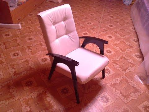 Как перетянуть кресло своими руками пошагово Shtory-Vlg.ru