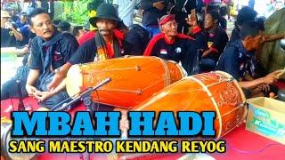 Video Mbah Hadi Sang Master Kendang Reyog Ponorogo MP3, 3GP, MP4, WEBM, AVI, FLV Maret 2019