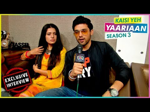 Parth Samthaan and Charlie Chauhan Talk About Kais